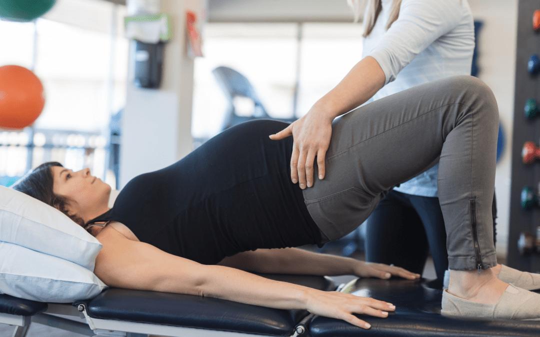 Het nut van een kinesitherapeut tijdens de zwangerschap